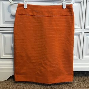 The Limited pencil skirt - size 0